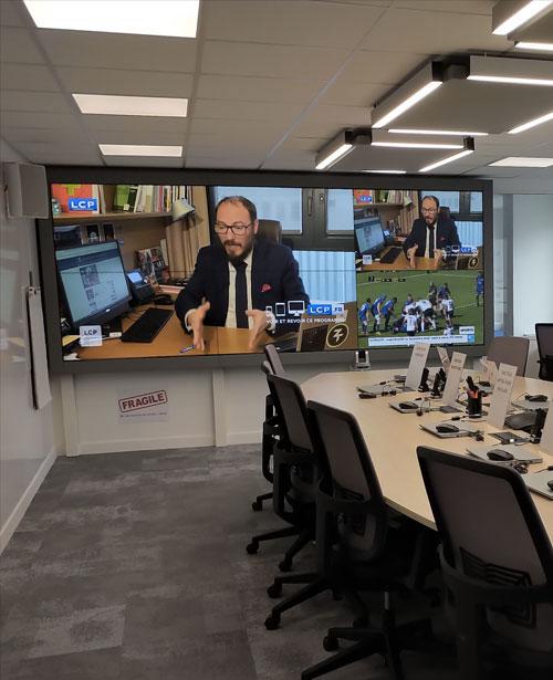 maintenance audiovisuelle videoline